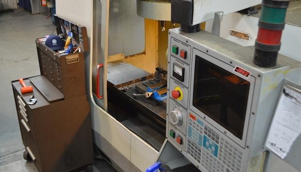 CNC Machining Services - CNC Milling - Crow Corporation